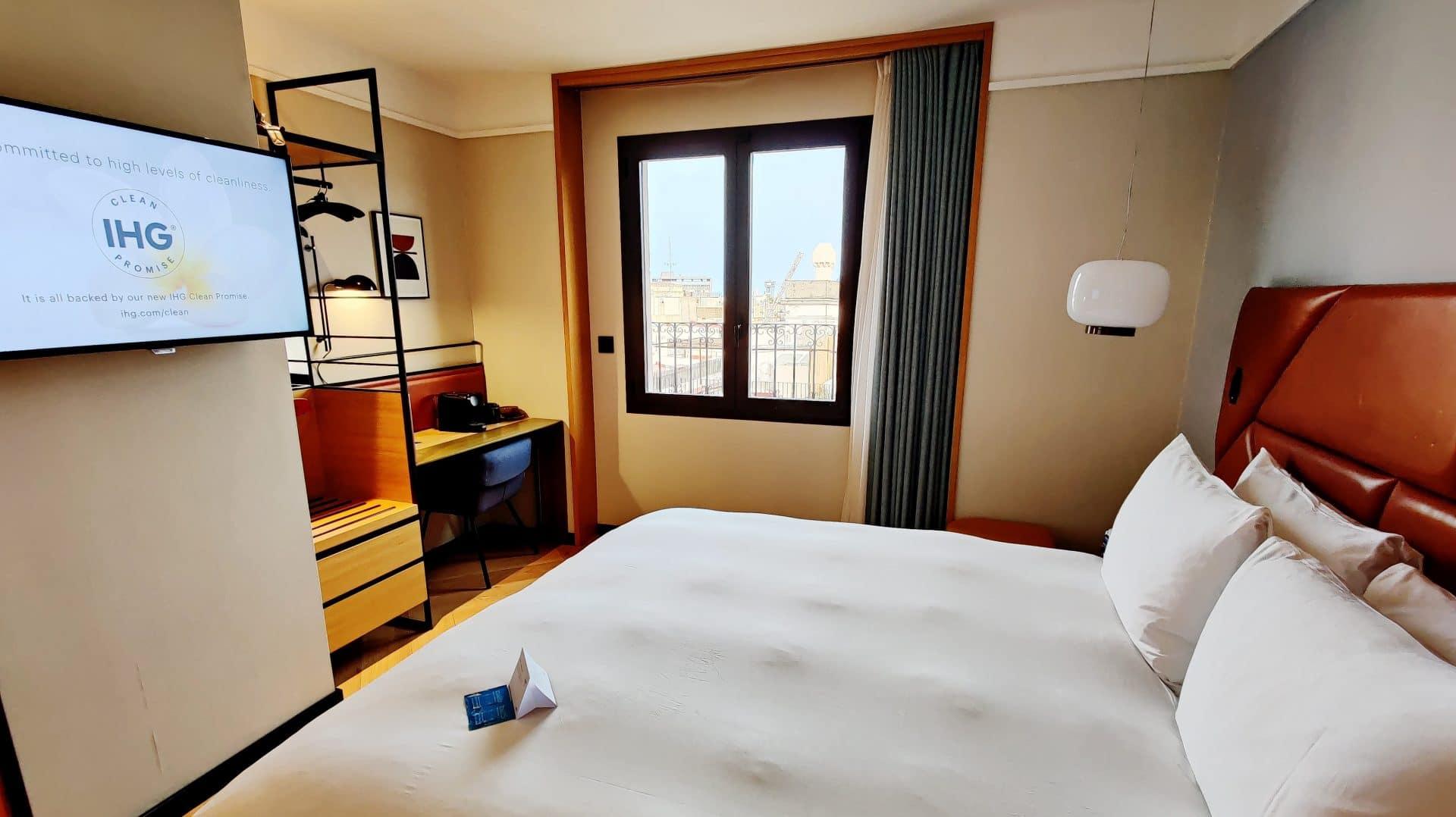 Kimpton Vividora Barcelona Zimmer 3