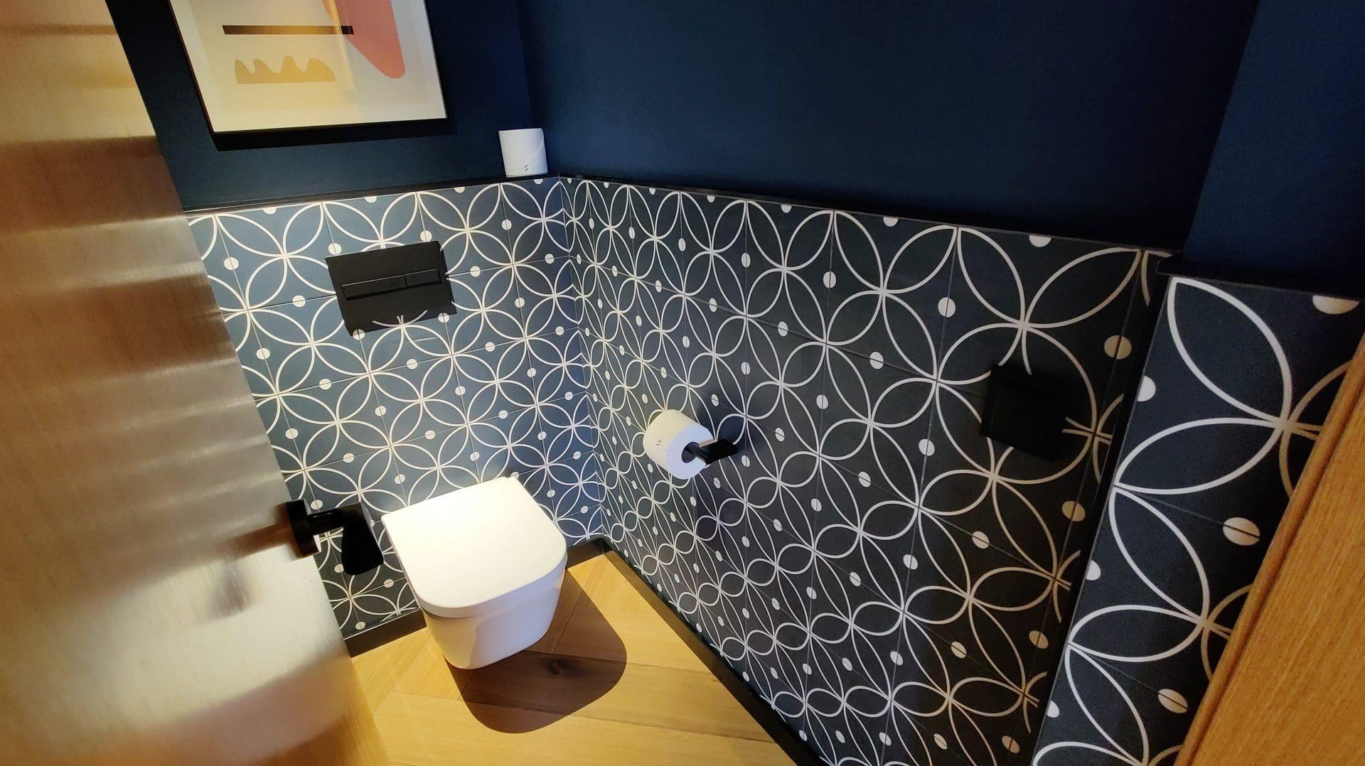 Kimpton Vividora Barcelona Zimmer Toilette
