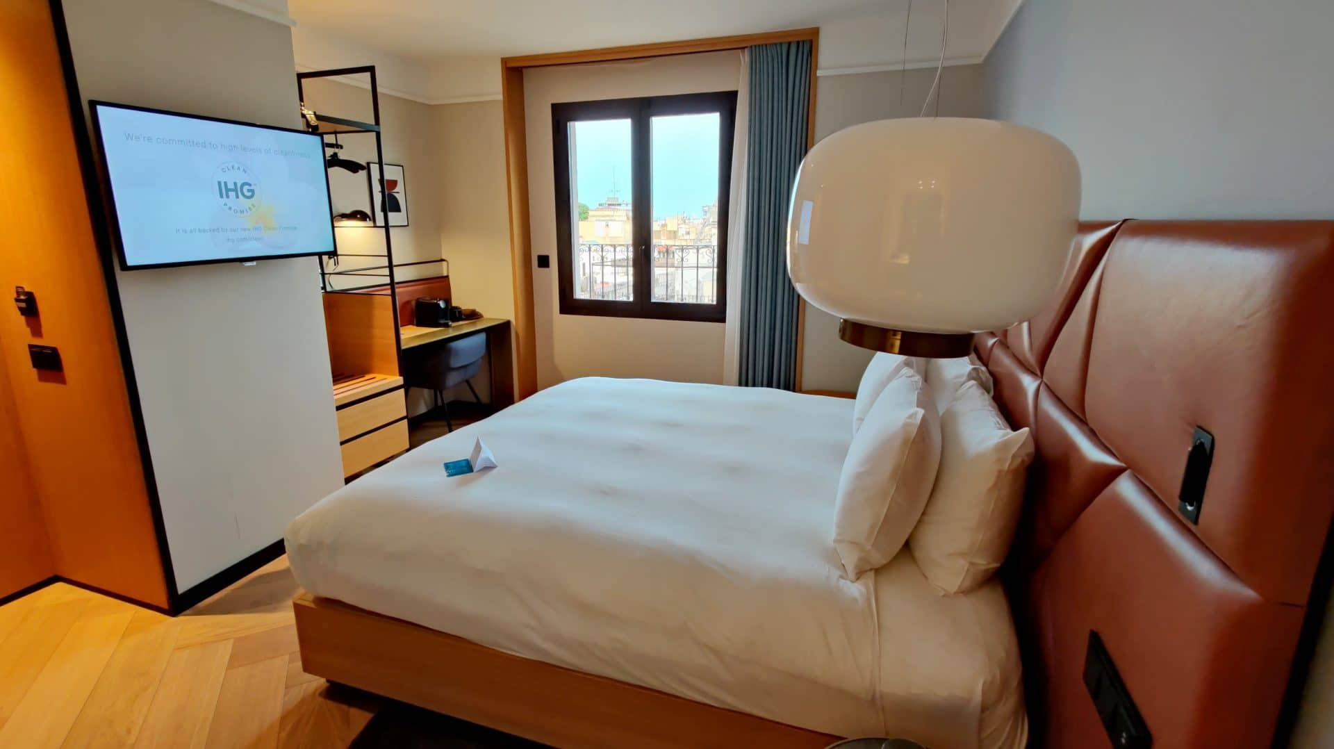 Kimpton Vividora Barcelona Zimmer