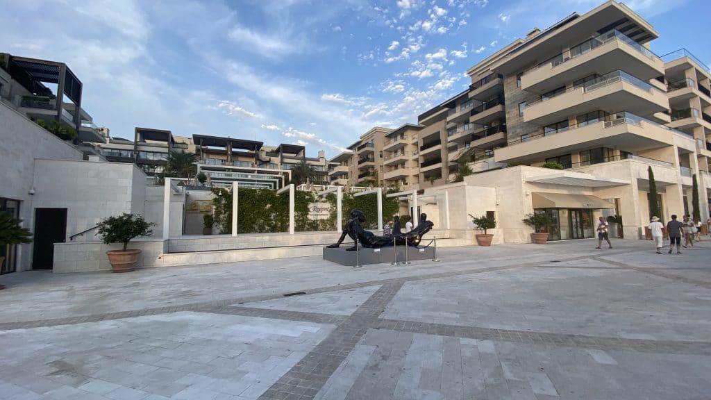Regent Porto Montenegro Außenbereich200
