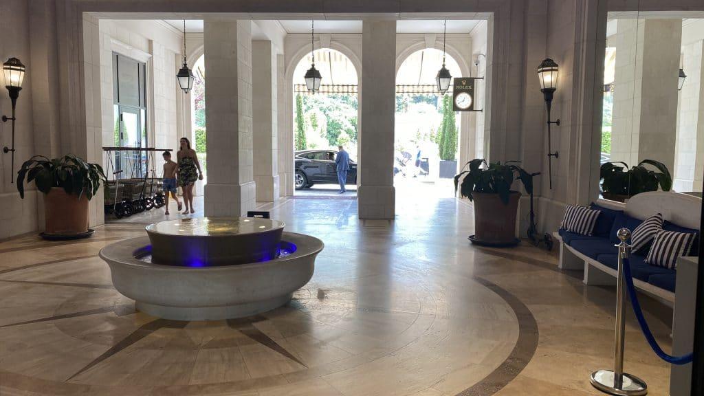 Regent Porto Montenegro Eingang203
