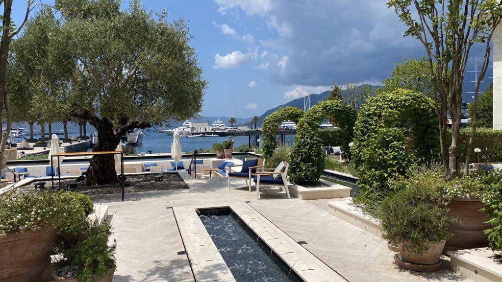 Regent Porto Montenegro Eingang208