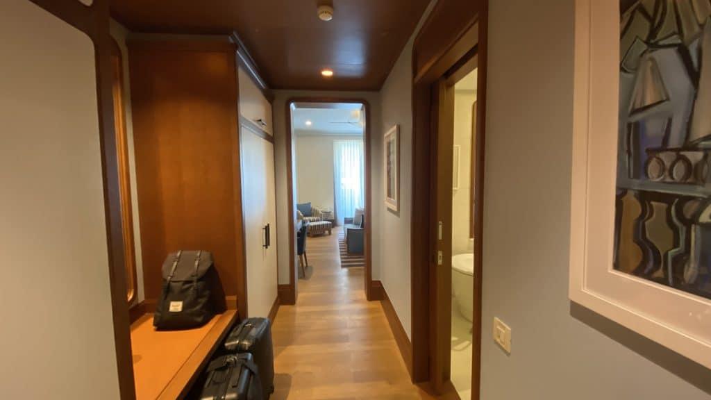 Regent Porto Montenegro Pool Eingangsbereich Im Zimmer201