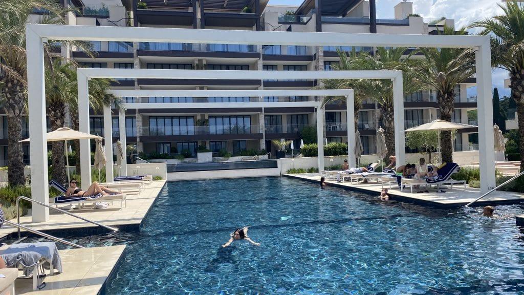 Regent Porto Montenegro Pool209