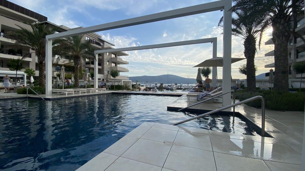 Regent Porto Montenegro Pool212