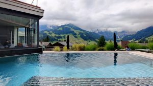 The Cambrian Adelboden Spa Whirlpool 2