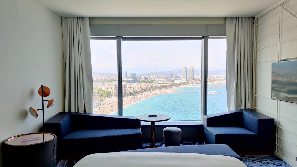 W Barcelona Faboulous Zimmer