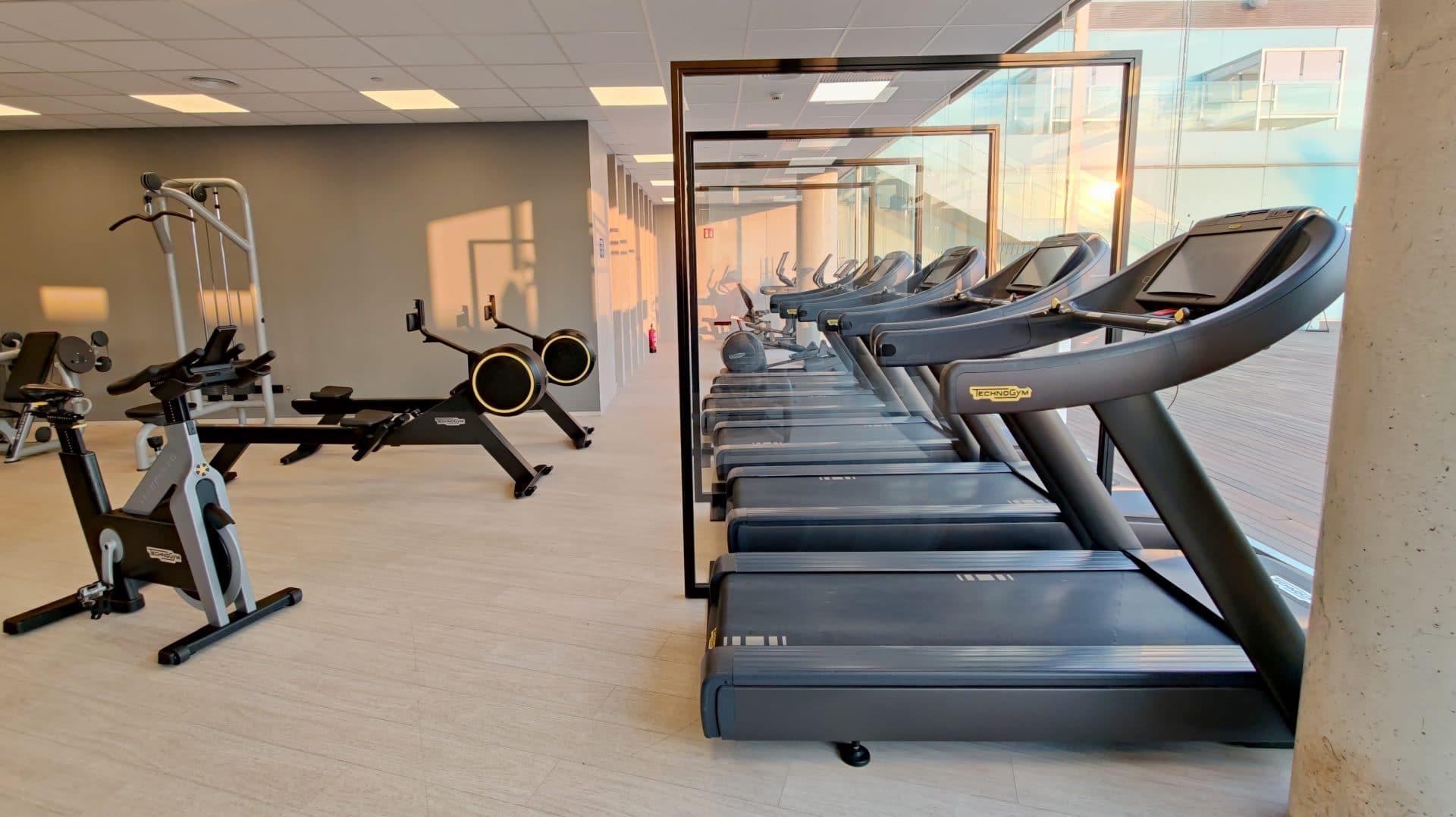 W Barcelona Fitness Cardiogeraete 2