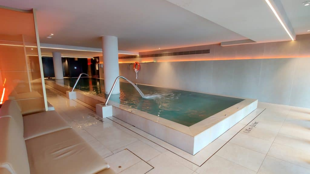 W Barcelona Wet Spa Pool