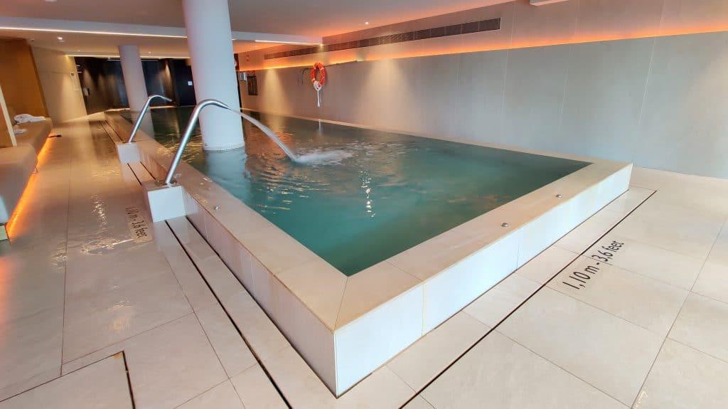 W Barcelona Wet Spa Pool 2