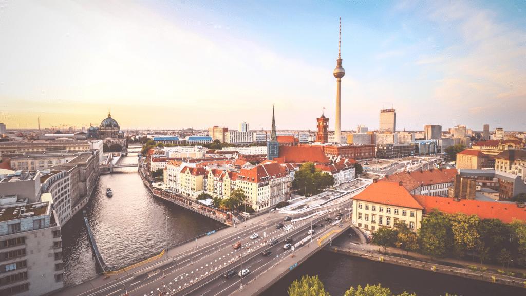 Berlin Nikolaiviertel