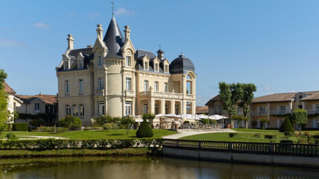 Chateau Hotel And Spa Grand Barrail 1