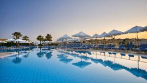 Intercontinental Malta Pool