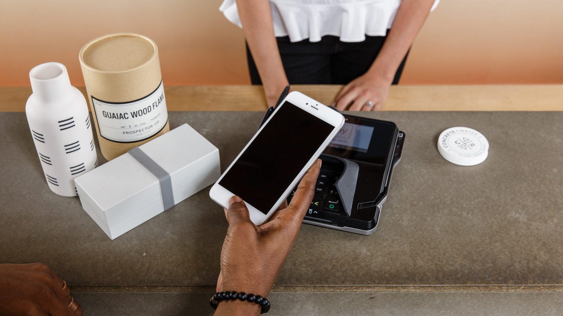 Barclaycard Kreditkarte Apple Pay und Google Pay