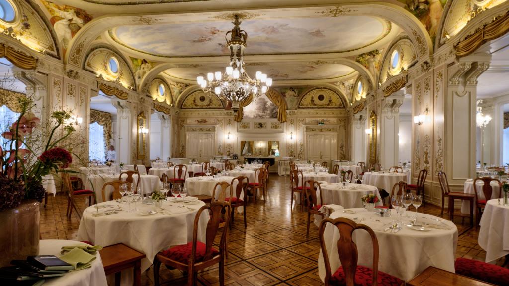 Restaurant Grand Hotel Kronenhof