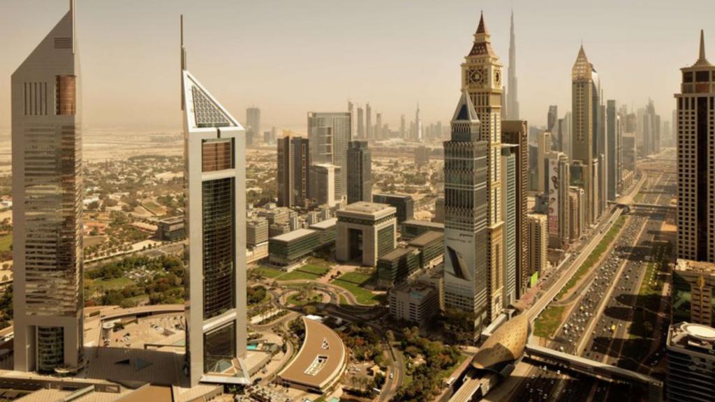 Waldorf Astoria Dubai International Financecentre 1
