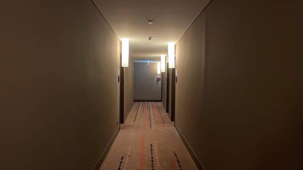 25hours Hotel Zuerich West Flur