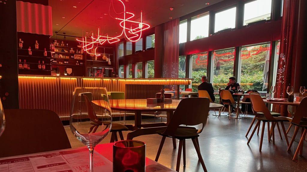 25hours Hotel Zuerich West Restaurant