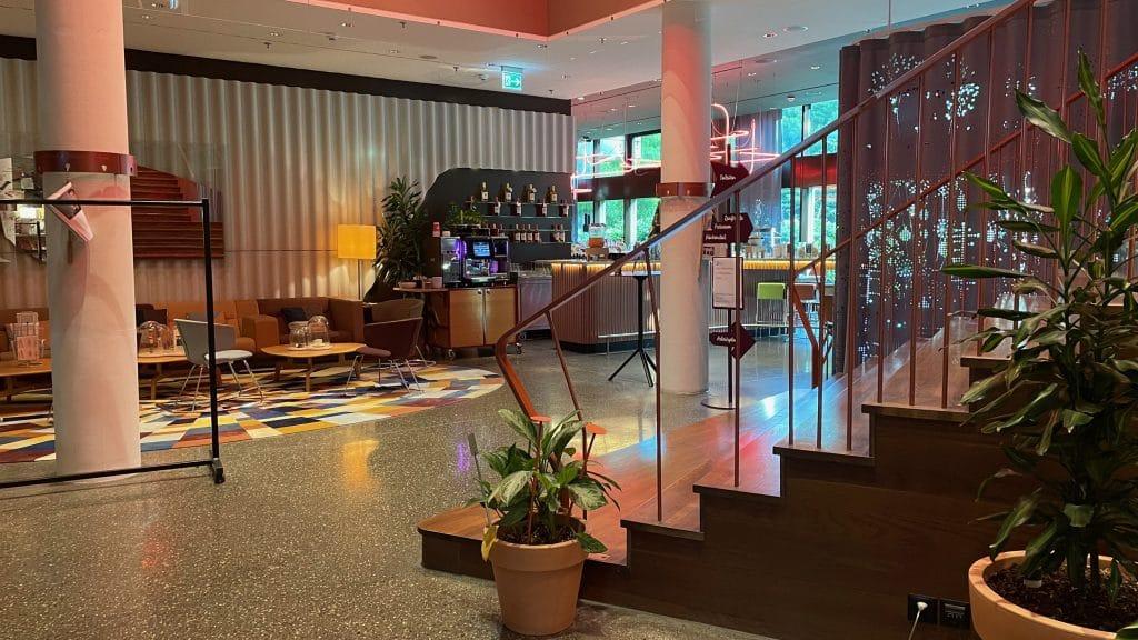 25hours Hotel Zuerich West Treppe 1