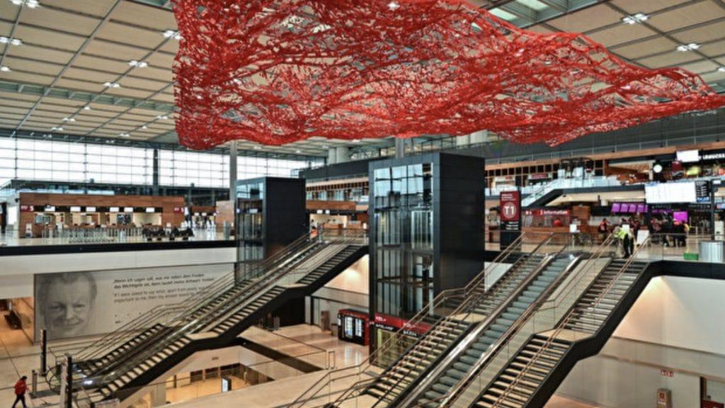 Flughafen BER, Berlin Brandenburg