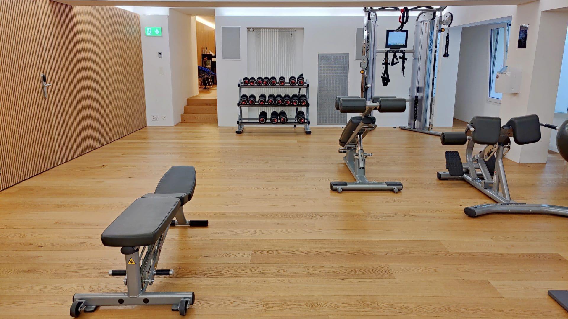 7132 Hotel Vals Fitness