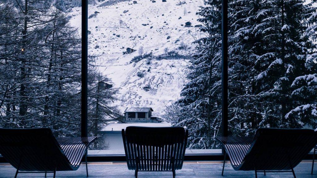 7132 Hotel Vals Therme Liegen