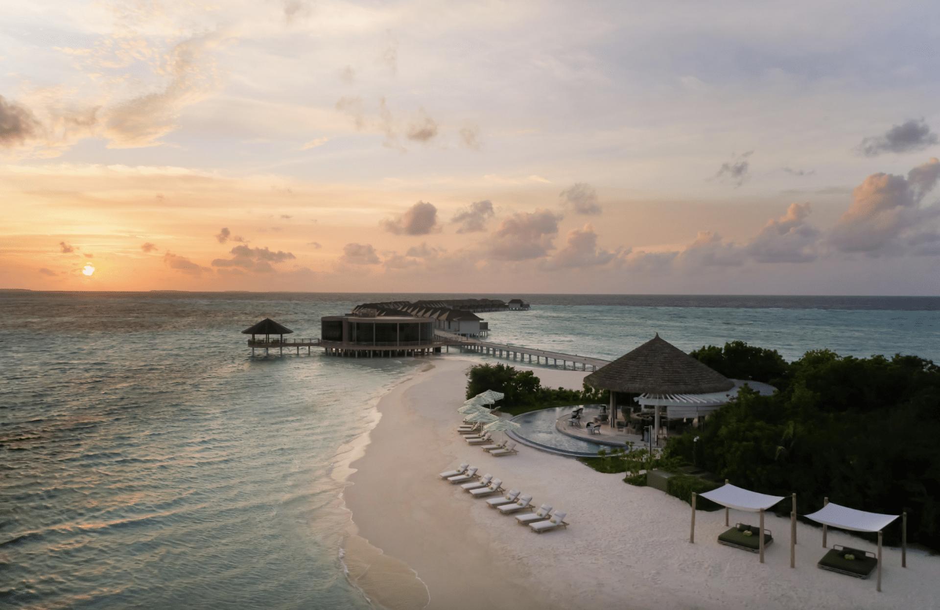 Le Meridien Malediven Resort, Marriott