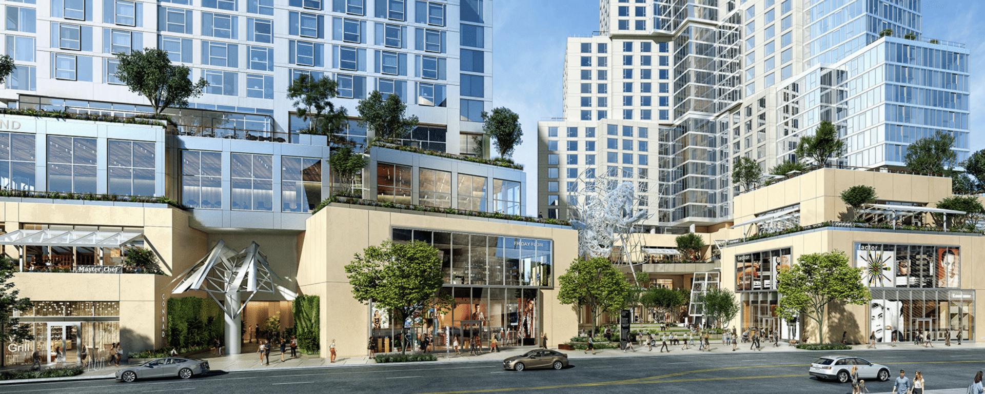 Hilton, Conrad Los Angeles