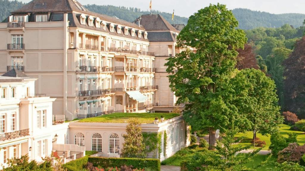Brenners Park Hotel Baden Baden Aussen