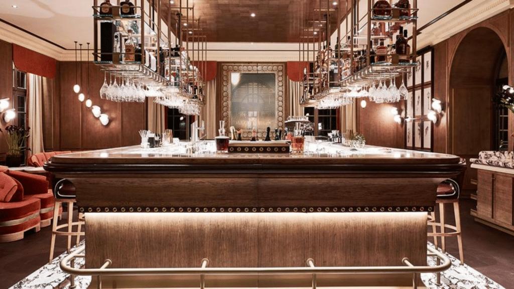 Brenners Park Hotel Baden Baden Fritz Felix Bar