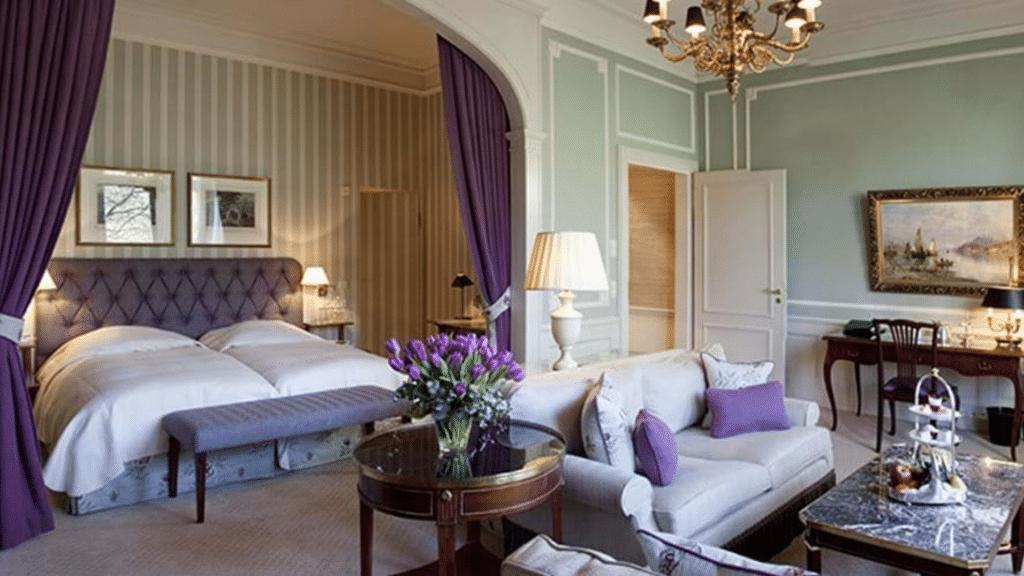 Brenners Park Hotel Baden Baden Junior Suite