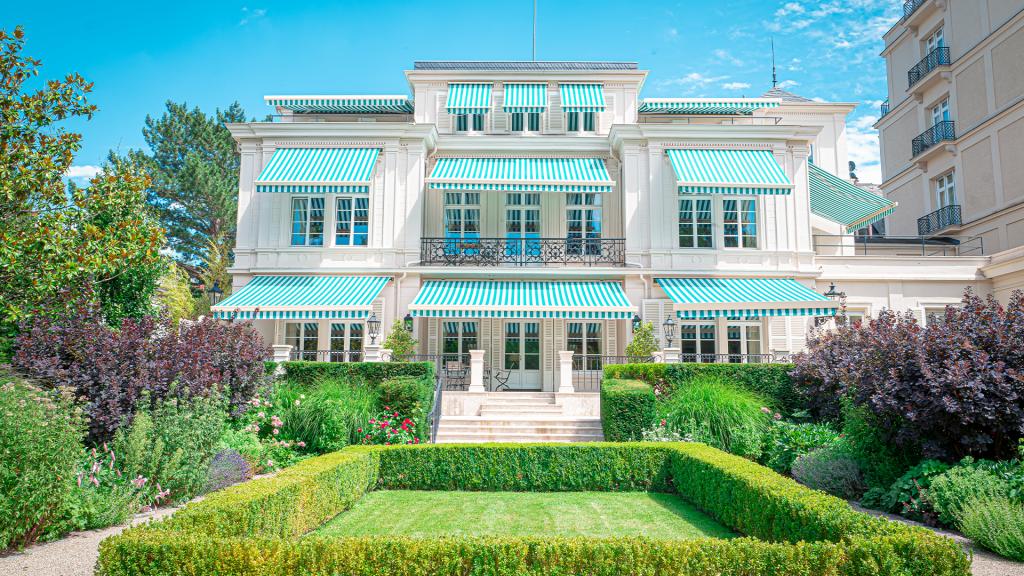 Brenners Park Hotel Baden Baden Parkvilla
