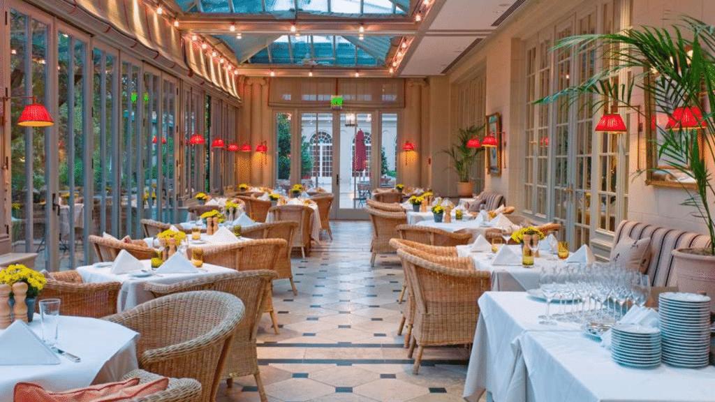 Brenners Park Hotel Baden Baden Restaurant