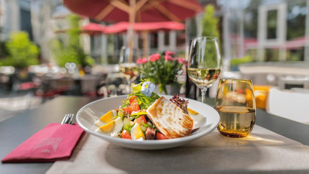 Brenners Park Hotel Baden Baden Rive Gauche Brasserie