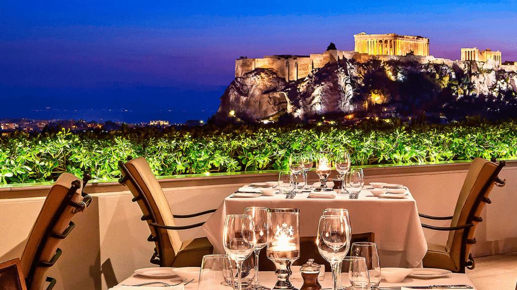 Grande Bretagne Athen Restaurant