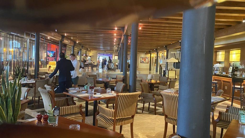 Hilton Molino Stucky Venedig Restaurant