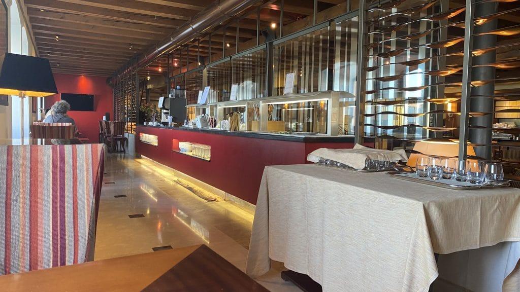 Hilton Molino Stucky Venedig Executive Lounge