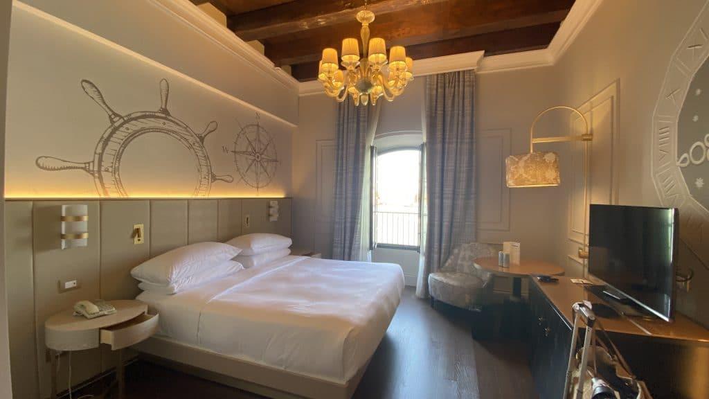 Hilton Molino Stucky Venedig Zimmer 4
