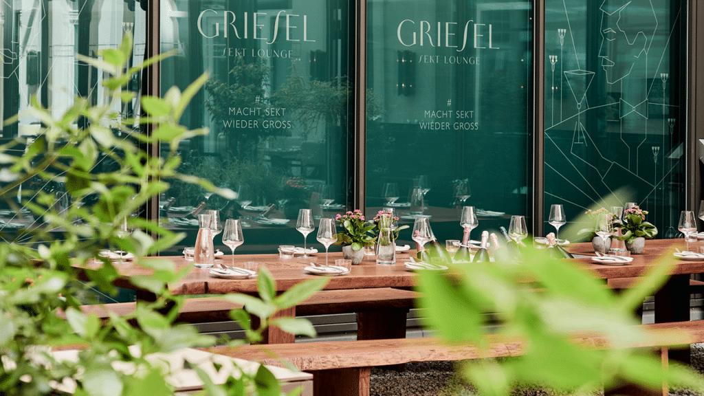 Hotel Am Steinplatz Berlin Griefel Sekt Lounge