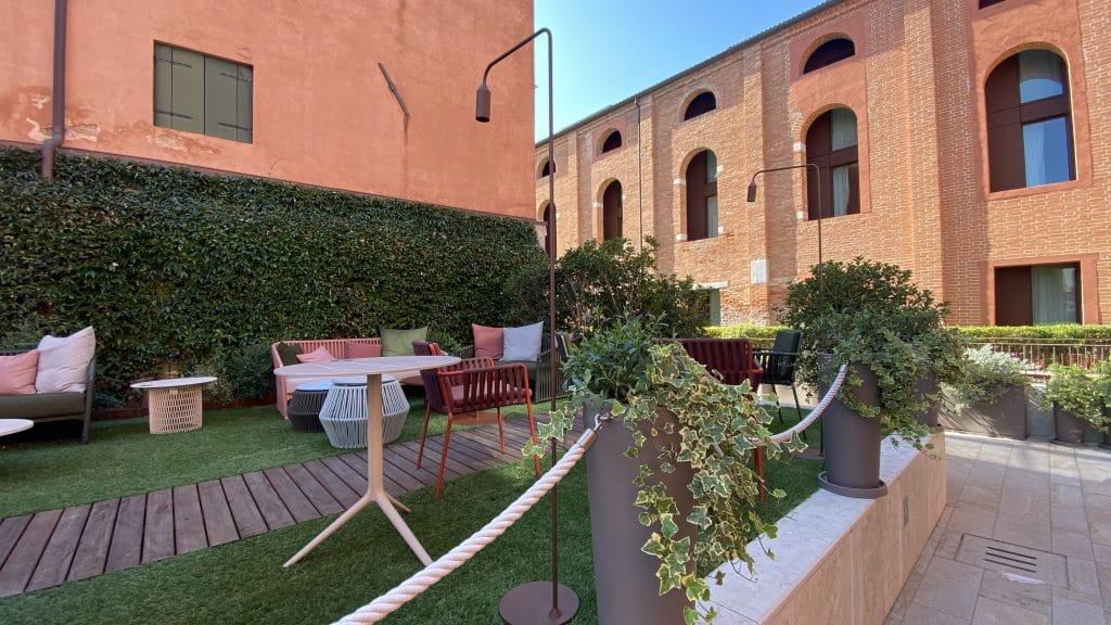 Hyatt Centric Murano Venice Bewertung91