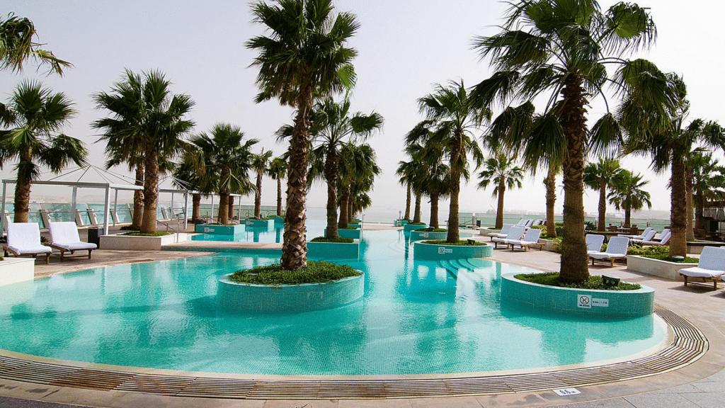 InterContinental Dubai Festival City Pool 1600x900