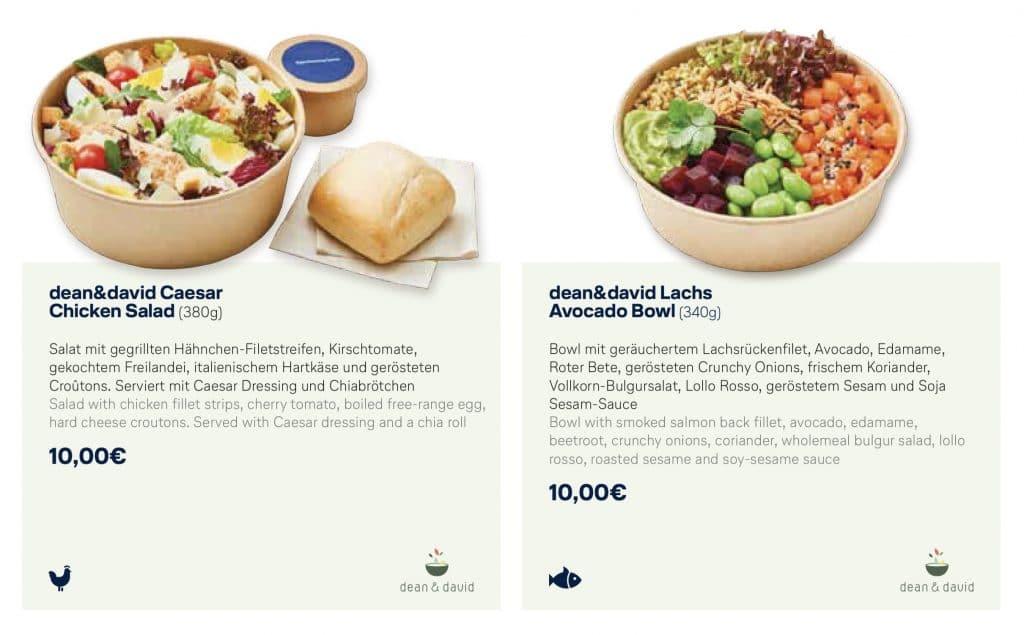 Lufthansa Onboard Delights Neu