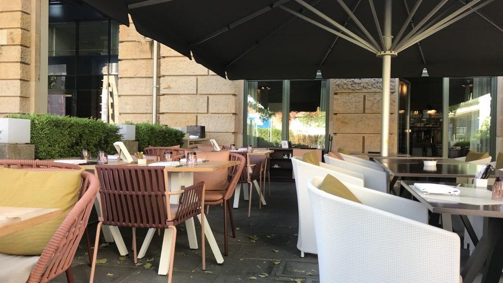 Sofitel München Bayerpost    Restaurant