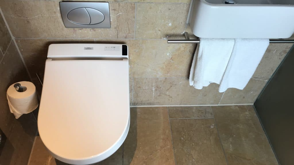 Sofitel München Bayerpost Duplex Suite  WC