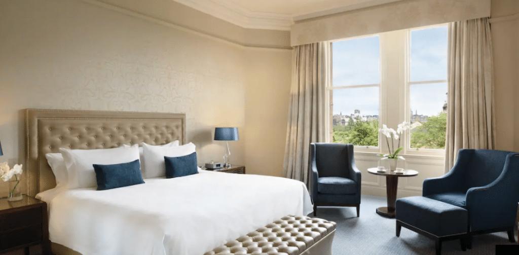 Waldorf Astoria The Caledonian Edinburgh Zimmer