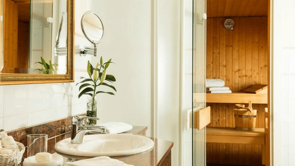 Althoff Hotel Am Schlossgarten Stuttgart Zimmer Mit Sauna
