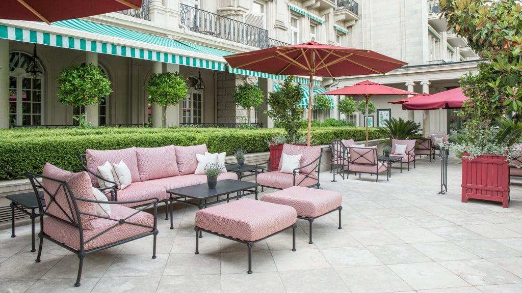 Brenners Park Hotel Minerva Terrasse
