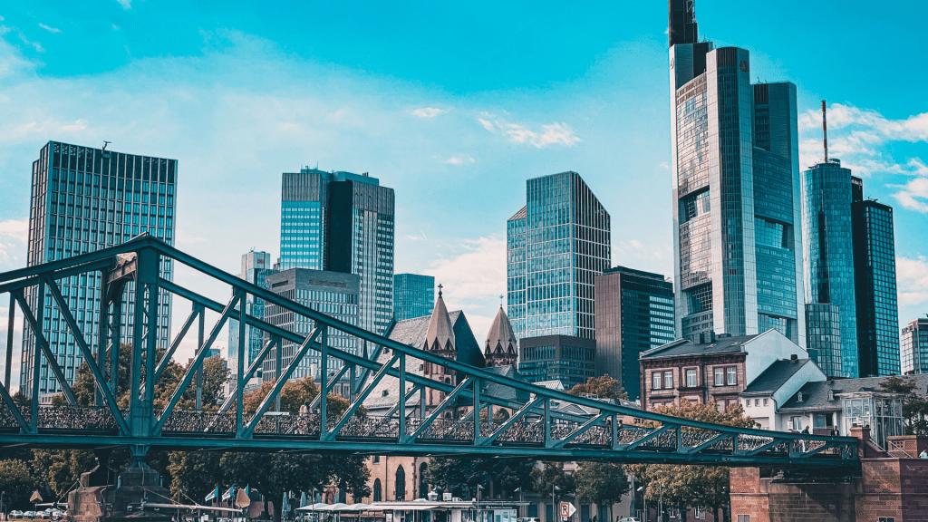 Brueke Frankfurt Am Main