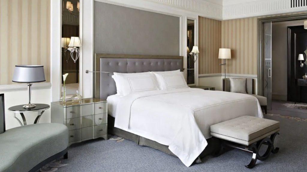 Habtoor Palace Dubai Zimmer