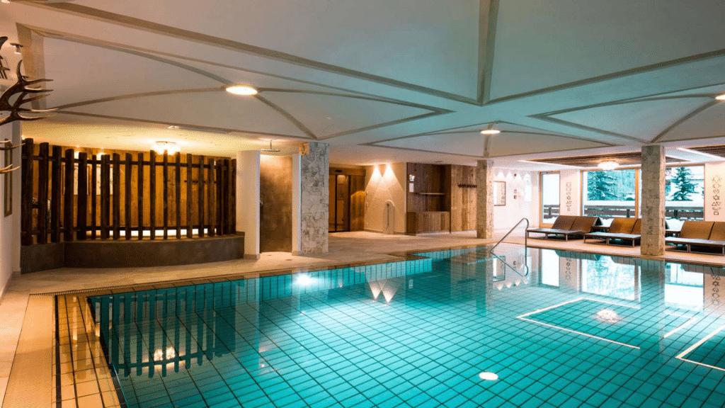Hotel Corvara Spa